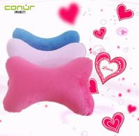 headrest car neck pillow auto upholstery car neck pillow bear car cushion single