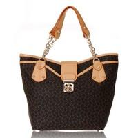 2012 women's handbag plum buckle chain one shoulder handbag b167a