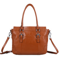 Oba bags 2012 women's bag cowhide women's handbag bag handbag messenger bag vintage 2204