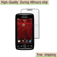 NEW Screen Protector  with Retail Package Clear For Blackberry 9850 9860 Free Shipping DHL UPS EMS HKPAM CPAM