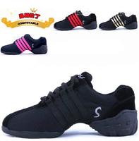 Dance shoes dance shoes jazz shoes modern dance shoes hip-hop shoes aerobics shoes s37 new arrival Gifts Christmas ornaments