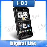 Holiday Sale Original HTC Touch HD2 T8585 HTC Leo 100 GPS WIFI 3G 5MP 4.3''TouchScreen Unlocked Cell Phone