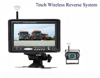 Wireless Rear View Camera System for Truck,Caravan,with 7inch monitor