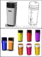 Free Shipping USB Heated Warmer Coffee Cup Mug w/ Automatic Stirring
