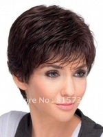 Short Lace Front Lightweight Chic Style Wig