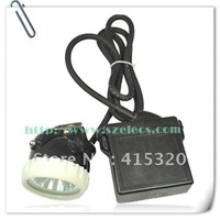 10000 lux led coal miners cap lamp KL5LM