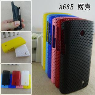 Lenovo a68e shell a68e phone case mesh a68e mobile phone case(China (Mainland))