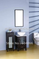Hot Sale wood Bathroom cabinet(new design)