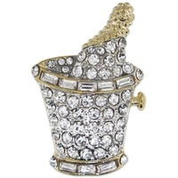 Newest Best Selling Hot Selling High Quality Rhinestone Ice Bucket Pin