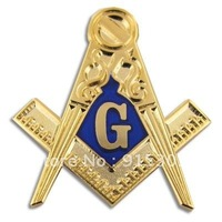 Newest Best Selling Hot Selling High Quality Masonic Symbol Pin