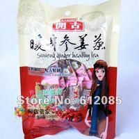 HOT!!Ginseng Ginger healthy tea good taste 230g(20 bags) +Secret Gift+free shipping