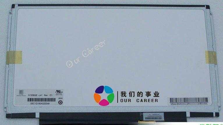 ЖК-экран для ноутбука + B133XW03 v.0 Lenovo E30 U350 V360 V3360 1366 * 768 жк экран для ноутбука n116bge l11 11 6 n116bge l11 1366 768