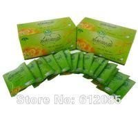 Free shipping 1boxes( 2g*25tea bags ) Ginkgo herbal tea+Secret Gift