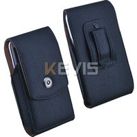 SX Holster Trim Belt Clip Leather Cover Case For Samsung Galaxy Note GT-N7000 i9220 Note II 2 N7100