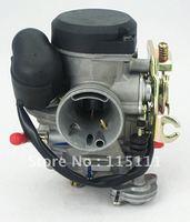 26MM Keihin CVK Carburetor For GY6 4-Stoke 50CC,125CC And 150CC Engine,Free Shipping