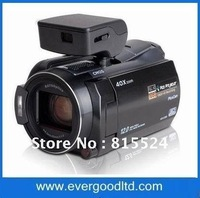 "Full HD 1080P 12MP Digital Camcorder(10X optical zoom,3.0"" screen) in the world, MAX brightness is 15 lumen(HDV-D350)"