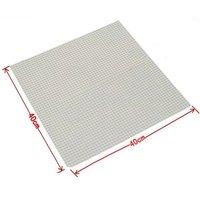 FREE SHIPPING 40x40CM (50x50 dots) large block building baseplate  plate ground plastic assembling brick  blocks base plate