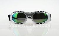 Bike Motorcross Motorcycle Goggles Coloured Lens Windproof Glasses T306A Silver