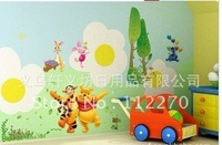 5pcs Free Shipping 60*90CM PVC New  Home/Kids Rooms DIY Decoration Wall Stickers 002001 (54)