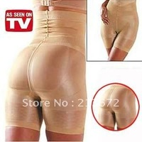 Free Shipping-Hot TV product Buttock and hip Pad Body Shaping Shorts (bottom hip pad panty,buttock up panty) -retail&wholesale