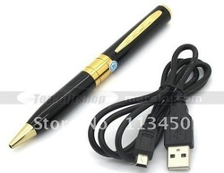 Mini DV Pen HD Digital Video Camera Portable Recorder Camcorder 1280 X 960 DVR w/ USB Cable support TF card(China (Mainland))