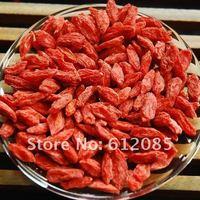 HOT!!!1000g FREESHIPPING ,Wolfberry, Goji berry,Fruit Tea,Blood Presure,Dried GOJI,health food+Secret Gift