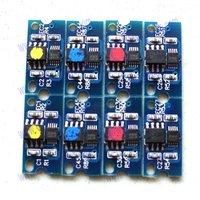 Compatible Konica Minolta C200 toner chip used for Konica Minolta C200 203 253 353 chips