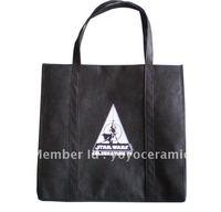 Free shipping Customized Logo Printing reusable shopping bag