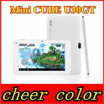 Original 7 inch Cube mini u30gt dual core 16G IPS screen 1GB dual camera hdmi tablet pc