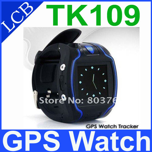 CYZ 203 Wrist watch personal gps trackers build-in GSM/GPRS/GPS free shipping(China (Mainland))