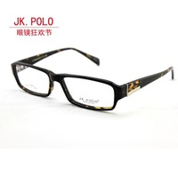 Free Shipping-Top Quality-Brand New Style Fashion Beautiful Jk polo fashion full frame glasses, plates casual glasses male Women