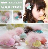 50PCS/Alot Free Shipping Children Hair Accessories /Cony Bow Hairpins /Hair Clip for Girls Hair Accessories