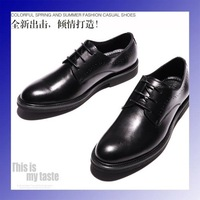 free shipping,  new arrival  fashion  real cow leather, handmade Sewing ,Man real leather shoes