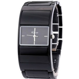 Lady women&#39;s strip brief quartz watch fashion big watch women&#39;s table(China (Mainland))