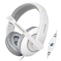 Free shipping senic g9 saurognathous headset computer game earphones for CS games two-color headphone studio