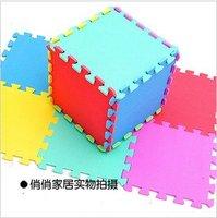 Color foam mat environmental protection puzzles EVA mat pure color mat 0.045