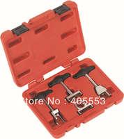 PROFESSIONAL AUTO PRESENTATION TOOLS CAR SPARK PLUG PULLER SET WT04807