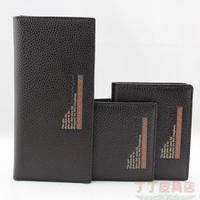 2012 fashion cowhide purse Men genuine leather long short design male wallet short design men's wallet