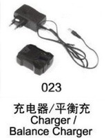 QS8006-023 charger balance charger QS8006 rc spare parts for 134cm QS-8006 rc helicopter
