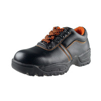 3515 male steel toe cap covering safety shoes leather