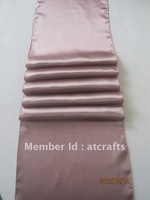 wholesale cheap satin table runner high quality direcly supplied from our factory