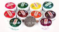 100pcs ,different Kinds Flavor Pu er, Pu'erh tea, Mini Yunnan Puer tea ,Chinese tea, With Gift Bag, Free Shipping