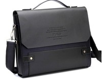 100% of high quality leisure shoulder businessman bag