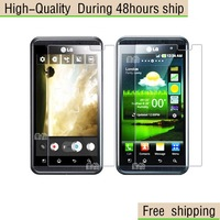 NEW Screen Protector  with Retail Package Clear For LG P920 Free Shipping DHL UPS EMS HKPAM CPAM