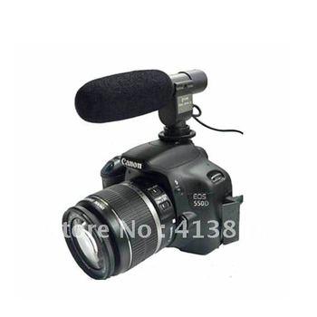 MIC DV Microphone For Nikon DSLR D300S D3s D7000 D3000