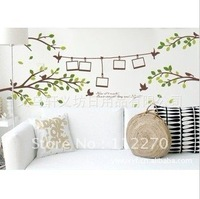 3pcs Free shipping , 60*90CM, DIY Wall Sticker  Home Decor Room Decorations Decals  002001 (69)