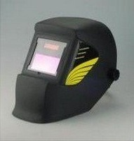 Free shipping protective Auto darkening welding helmet solar cell protect you face /neck