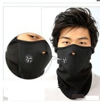 free shipping/Neck Face Mask Veil Guard /warm and protection mask for Sports Bike Skiing Motorcycle Ski skating 10pcs/lot