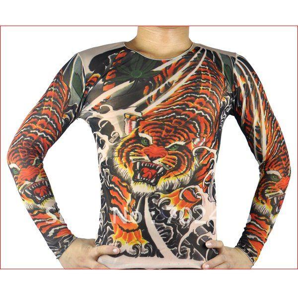 Tattoo Shirts Long Sleeve