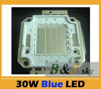 30W Blue led spotlight,DC28~32V,900mA,460-470nm,outdoor lighting,EPILEDS